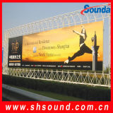 PVC revestido Flex Frontlit Glossy Banner (SFC550)