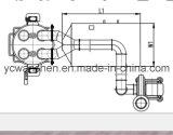 صيدلانيّ معدّ آليّ [فلويد بد] معالج كسّار حصى ([فل-60])