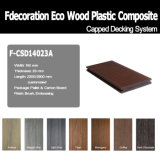 Eco Outdoor Composite Wood Decking WPC Wall Walling