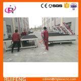Estaca de vidro de vidro da máquina de estaca 3D do CNC (RF3826CNC)
