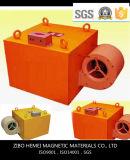 Separador magnético permanente da limpeza manual para remover o ferro -2
