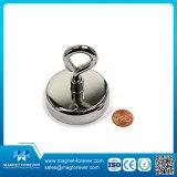 De permanente Magneet van de Pot, de Magneet van de Pot NdFeB, de Magneet van de Pot van het Neodymium