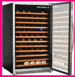 Brand roccioso Vacuum Glazing Glass Door per Wine Cooler