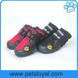 O engranzamento impermeável do animal de estimação calç os melhores carregadores do cão das sapatas do animal de estimação