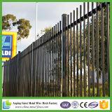 Barriera di sicurezza resistente che recinta il comitato nero superiore 2.4X2.1 (spacco del germoglio di 90mm)