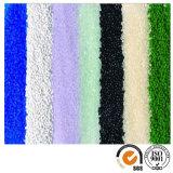 Matière première normale de la couleur TPR pour la chaussure Outsoles, granule de plastique de TPR