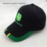 Form kennzeichnete des niedrigen Preis-100%Cotton den 6 Panel-Baseball Cap&Hat