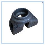 投資鋳造処理による足場のナット