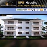 Дом 3 слоев полуфабрикат Prefab для гостиницы и школы стационара