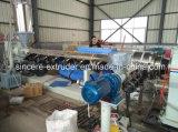 Máquina eficiente 16-1600m m de la protuberancia del tubo del abastecimiento del gas \ de agua del polietileno