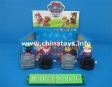 Avvolgere in su il giocattolo della novità della bambola dei servi, il giocattolo di plastica (803807)