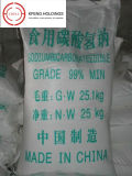 Качество еды гидрокарбоната натрия (99%)