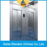 Беззубчатый лифт дома виллы пассажира качества FUJI с комнатой машины