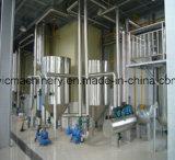 olio di arachide 15TPD che preme alla pianta di tasto di girata della raffineria (con il guscio)