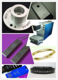 Машина маркировки лазера волокна нержавеющей стали для логоса, iPhone/Apple