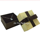 Rectángulo de joyería de papel del regalo Jy-Jb162 para el pendiente, anillo, pulsera, colgante, collar