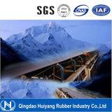 Bande de conveyeur en acier en caoutchouc résistante froide de bande de conveyeur de cordon
