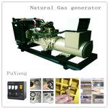 Générateur 100kw 125kVA de gaz