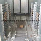 Sell quente Electric Powder Coating Oven com Electric Heating Tube