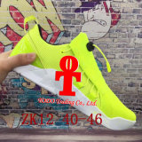. 2017 New Quality Arrival Zk12 Mamba Instinct Ep Kids Basketball Shoes 12 Sneakers com Kids Air High Top Sport Kids Shoes 40 -46