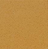 Partie supérieure du comptoir populaires beiges de quartz de couleur
