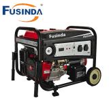 7kVA 50Hz 16HP beweglicher Treibstoff-Generator mit Digital-Messinstrument (FB9500E)