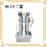 Máquina da imprensa de petróleo hidráulico para a semente do girassol