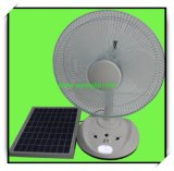 2015 The Most Box Box Solar Rechargeable Fan