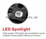 Afficheur LED spécial de maille de nouvelle trouvaille de P50mm pour le fond d'étape