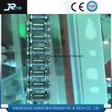 Uso dobro da corrente do rolo do aço inoxidável da fileira para a transmissão