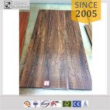 تجاريّة فينيل لوح أرضية حبّة خشبيّة مسيكة [بفك] فينيل قرميد