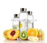 frasco de vidro de água do leite do suco da bebida de 250ml 500ml 1L
