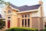 De in reliëf gemaakte Comités van de Decoratie van het Metaal voor de Buitenkant van het Huis