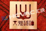 Élément titanique d'enduit de l'enduit Machine/PVD de la feuille PVD d'acier inoxydable de couleur