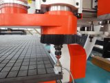 forces de défense principale en bois d'acrylique de 2000*4000mm découpant la machine