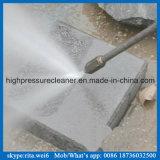 Zandstraler van de Straal van het Water van de Pijp van de Wasmachine van de hoge druk de Industriële Schoonmakende