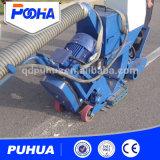 Draagbare het Vernietigen van het Schot Machine met Wiel voor de Concrete Vloer van het Asfalt