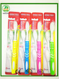 Hauptveränderbares und mit Zunge-Reinigungsmittel Zahnbürste