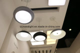 A luz do pendente do diodo emissor de luz, diodo emissor de luz 30W claro patenteou o Ce do projeto, CB, certificado do Kc