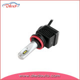9007 High Lux Copper PCB Chip Car LED Lampe frontale