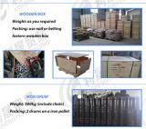 Großhandelsbillig galvanisierte gewöhnliche Fluss-Stahl-Link-Kette