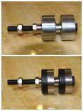 Paredes de partición operables rodillo, carretilla y rueda