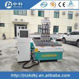 Router di legno pneumatico di CNC di Atc degli assi di rotazione di velocità veloce 4