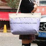 Bag Singlesideの花ライン女性