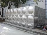 Fabbrica sezionale della guida del serbatoio di acqua dell'acciaio inossidabile del comitato del serbatoio di acqua