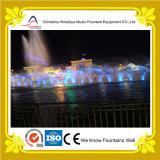 Fontana variopinta di Dancing dell'acqua di controllo di musica in lago