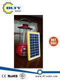 携帯用太陽ランタンUSBおよびSD/MMC/Msのソケット