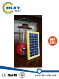 Socketes solares portables del USB y de SD/MMC/Ms de la linterna