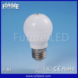 CE Approved Future F-B3 Normal Plastic LED Bulb Lights para la India Market