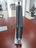 Glazed doble Aluminum Sliding Window con Standard australiano (PNOC006SLW)